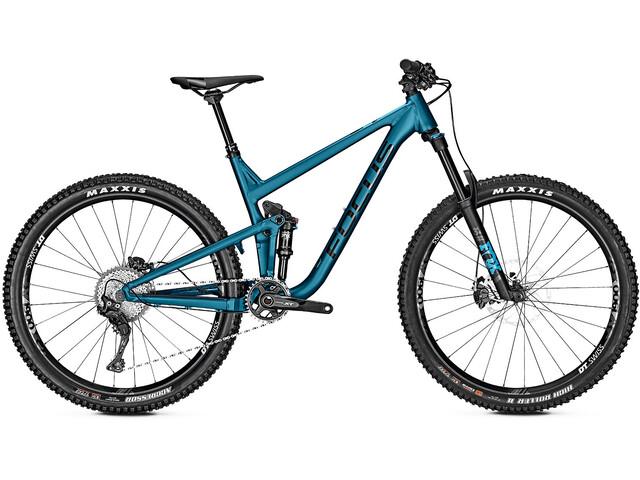 FOCUS Jam 6.9 Seven MTB Fullsuspension blå (2019) | Mountainbikes